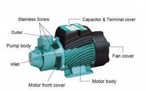 پمپ پیش رس یا محیطی Peripheral Pumps