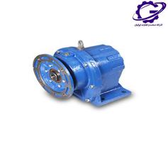 گیربکس هلیکال رهنما gearbox helical rahnama
