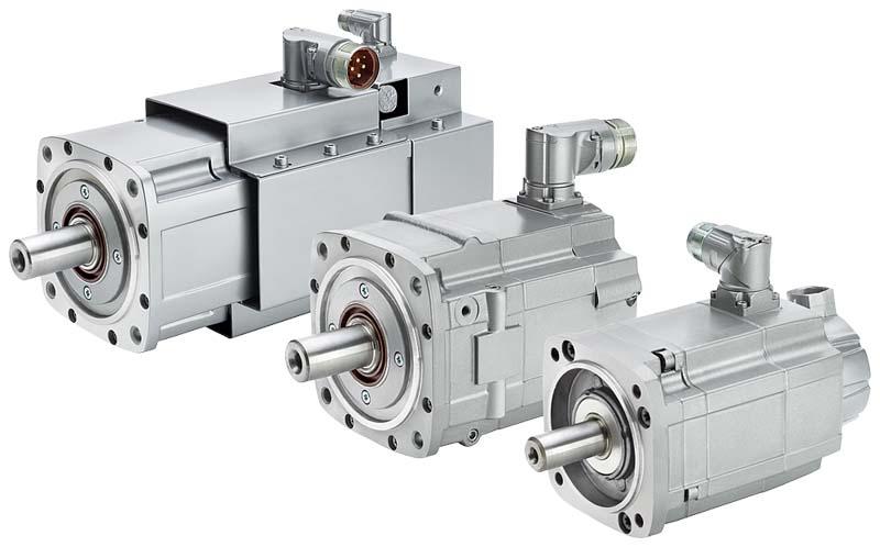 سرو موتور زیمنس Siemens