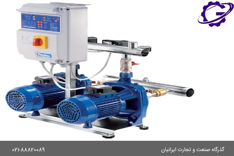 بوستر پمپ booster pump