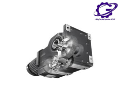 گیربکس کرانویل فلندر gearbox flender bevel