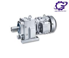 گیربکس هلیکال فلندر gearbox helical flender