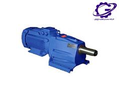 گیربکس هلیکال پارس گرجی gearbox helical pars gorji