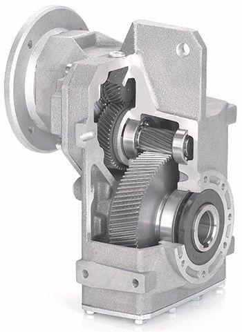 گیربکس آویز یا شافت مستقیم gearbox parallel