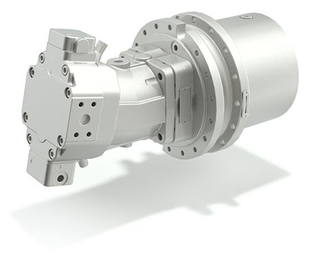 گیربکس وینچ بونفیلیولی gearbox winch bonfiglioli