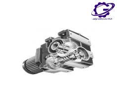 گیربکس حلزونی فلندر gearbox worm flender