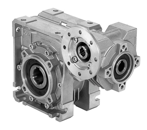گیربکس حلزونی هیدرومک gearbox worm hydromec