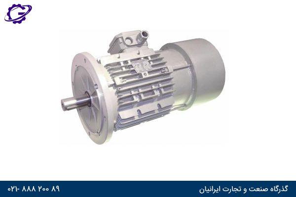 الکتروموتور ترمزدار COEL AC سری MOTOR ELECTRIC COEL SW