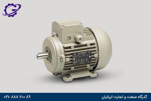 الکتروموتور الکتروژن سه فاز پایه دار electrogen motor electric three phase