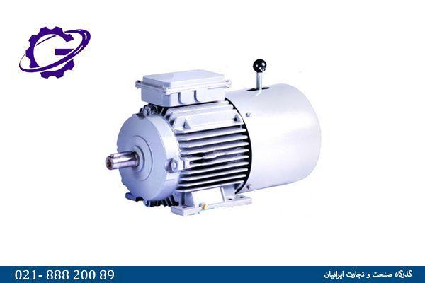 الکتروموتور ترمزدار فلندر flender brake motor electric