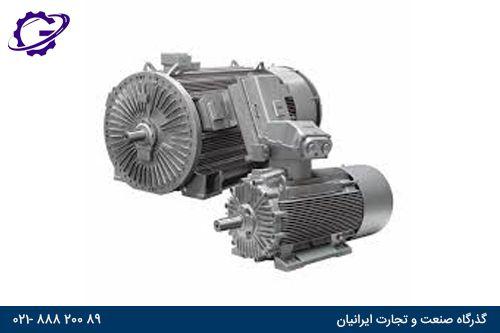 الکتروموتور ضد انفجار لوهر loher explosion proof motor electric