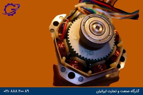 موتور پله ای چیست what step motor