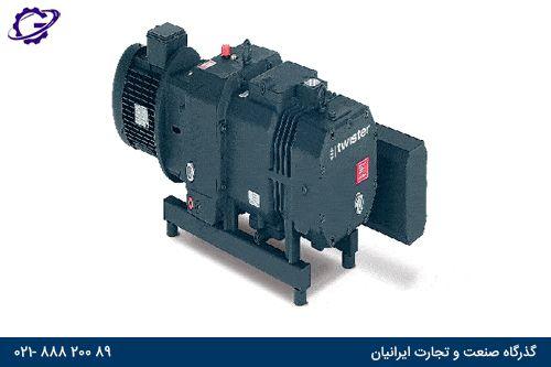 کمپرسور اسکرو بدون روغن خشک oil-free-screw-compressor