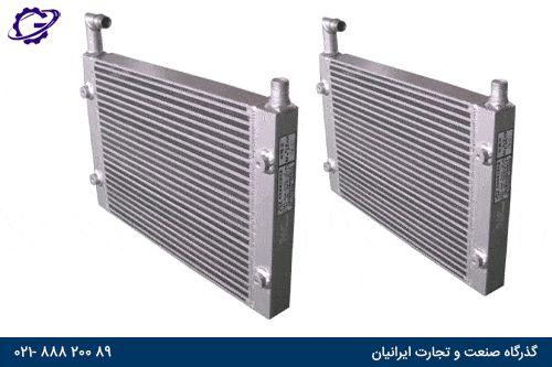 رادیاتور کمپرسور اسکرو screw-compressor-radiator