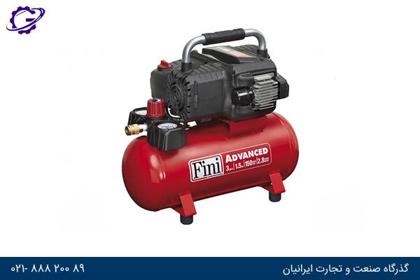 کمپرسور رفت و برگشتی فینی - Fini Reciprocating Compressor