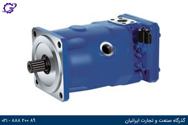A10VSO rexroth pump