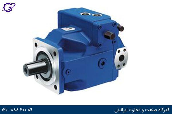 A4VSO rexroth pump
