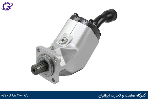 PARKER Pump series F1 پمپ پیستونی محوری پارکر F1