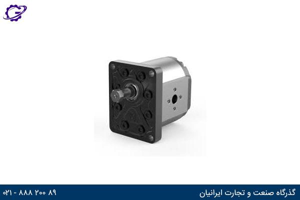 Galtech gear pump 3gp