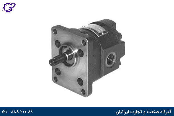 KRACHT gear pump