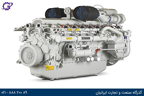 تصویر موتور گاز سوز