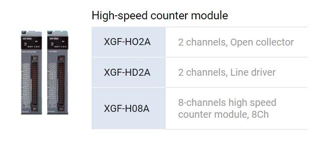 تصویر High speed counter module