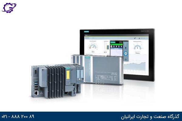 تصویر پی ال سی زیمنس مدل SIMATIC S7-1500  Software Controller