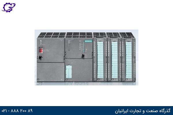تصویر پی ال سی زیمنس مدل SIMATIC S7-300