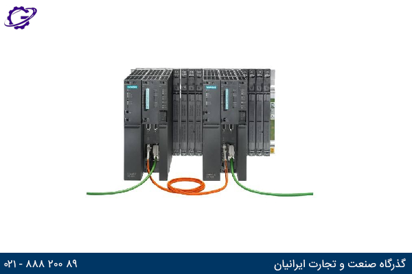 تصویر پی ال سی زیمنس مدل SIMATIC S7-400