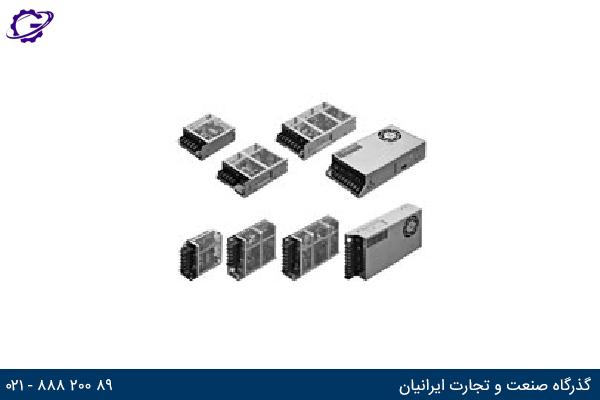 تصویر منبع تغذیه Omron مدل S8FS-C
