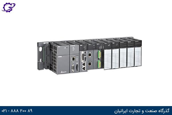 تصویر پی ال سی دلتا مدل AH Series Standard CPU