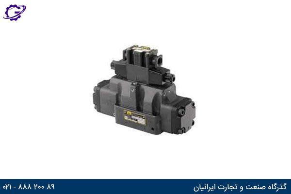 PARKER Directional Control Valve - D81VW