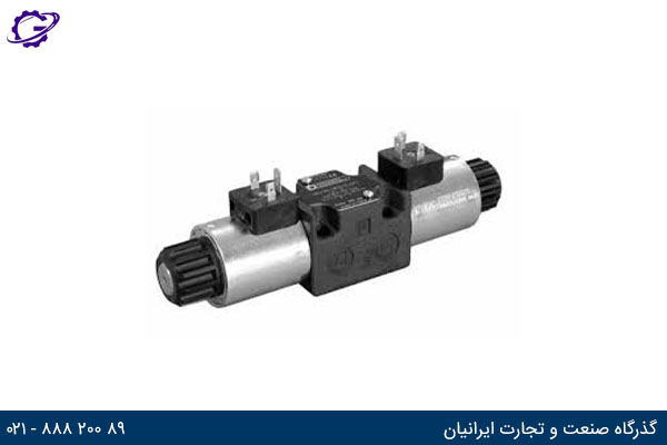 Duplomatic Directional valve _ DS3