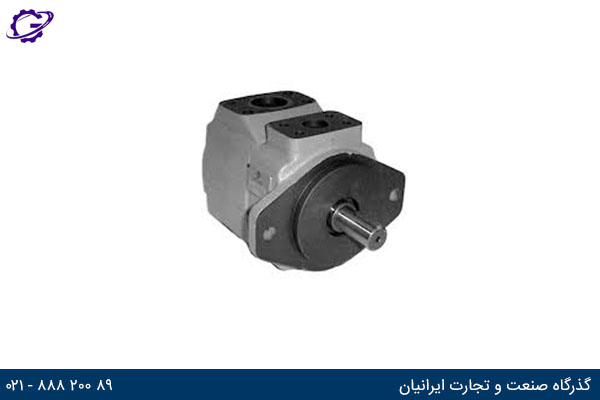 Duplomatic Vane Pump _ DFP