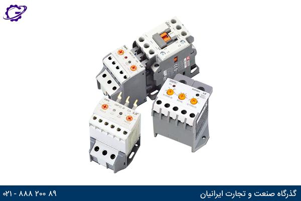 تصویر رله حفاظت موتور LS مدل GMP Electronic Motor Protection Relay