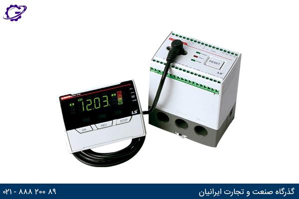 تصویر رله حفاظت موتور LS مدل MMP Smart Electronic Motor Protection Relay