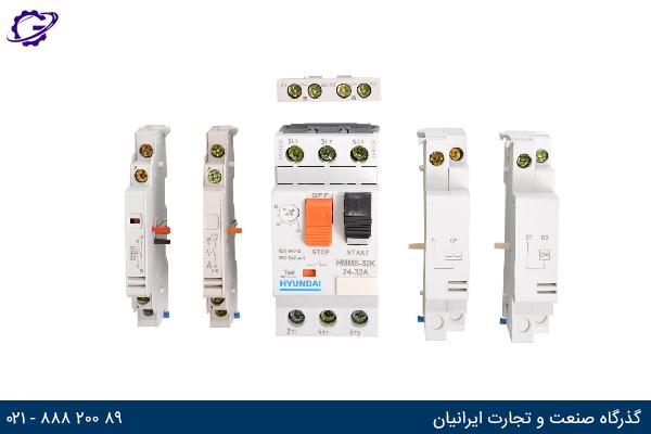 تصویر تجهیزات جانبی کلید حرارتی هیوندای