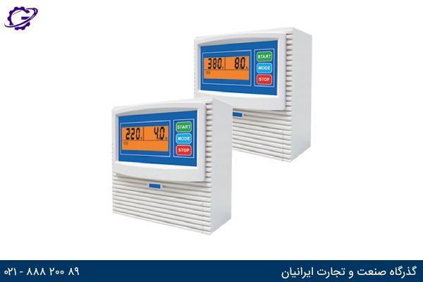 تصویر تابلو کنترل اسپیکو مدل SPS 511 LCD(220V) و (SPS 531 LCD(380V