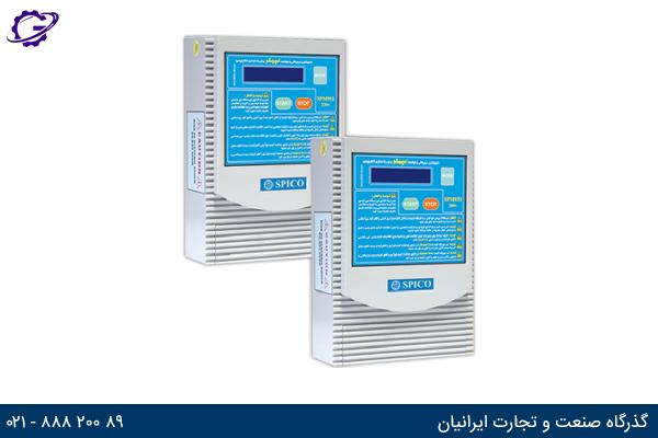 تصویر تابلو کنترل اسپیکو مدل SPM 911 LCD(220V) و SPM 931 LCD(380V)