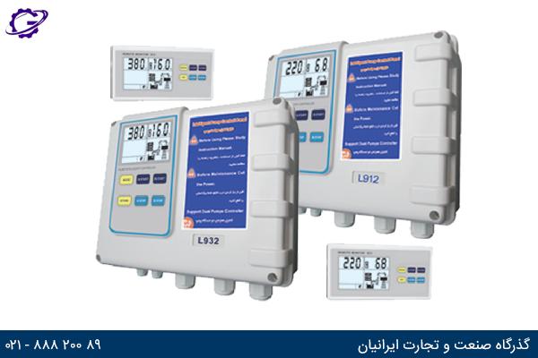 تصویر تابلو کنترل اسپیکو مدل SC 2+ SPL 912 LCD(220V) و SC 2 + SPL 932 LCD(380V)