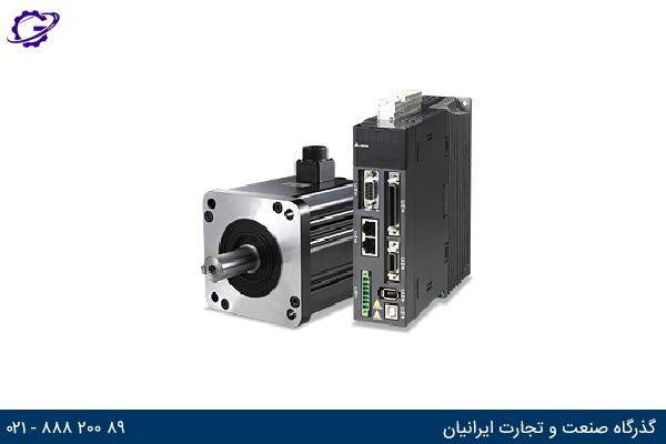 تصویر سروو موتور دلتا مدل ASDA-A2 Series