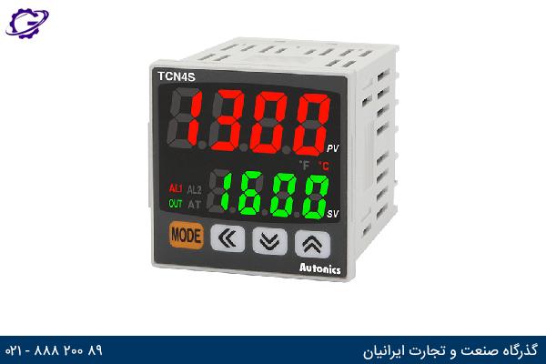 تصویر کنترلر دما آتونیکس مدل TCN