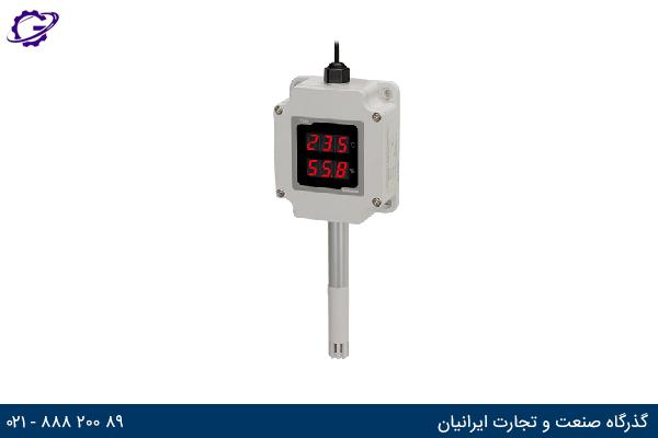 تصویر کنترلر دما آتونیکس مدل THD