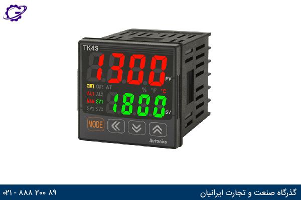 تصویر کنترلر دما آتونیکس مدل TK
