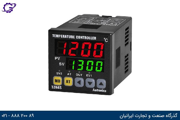 تصویر کنترلر دما آتونیکس مدل TZN