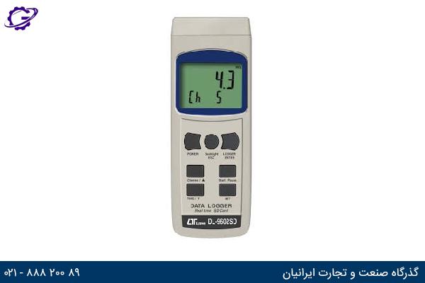 تصویر دیتالاگر LUTRON مدل DL-9602SD