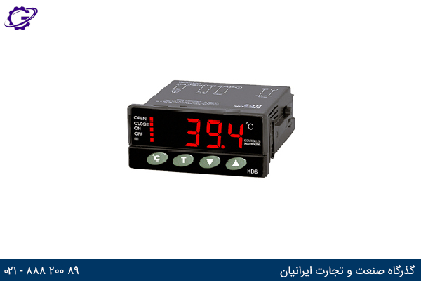 تصویر کنترلر دما Hanyoung مدل HD6