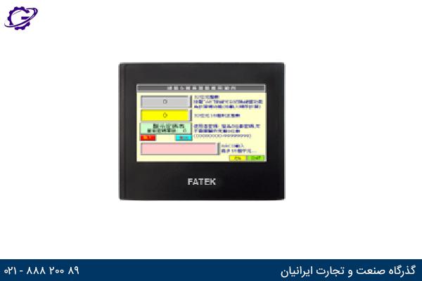 تصویر Fatek HMI مدل FK-043ST-T21