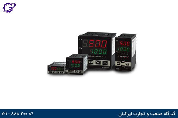 تصویر کنترلر دما دلتا مدل DTB
