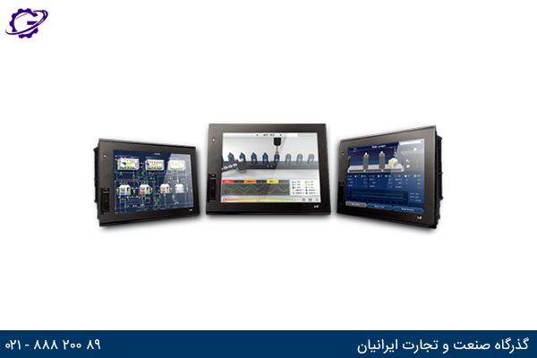 تصویر HMI ال اس مدل iXP Series